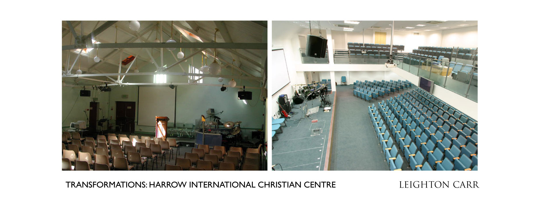 Harrow International Christian Centre